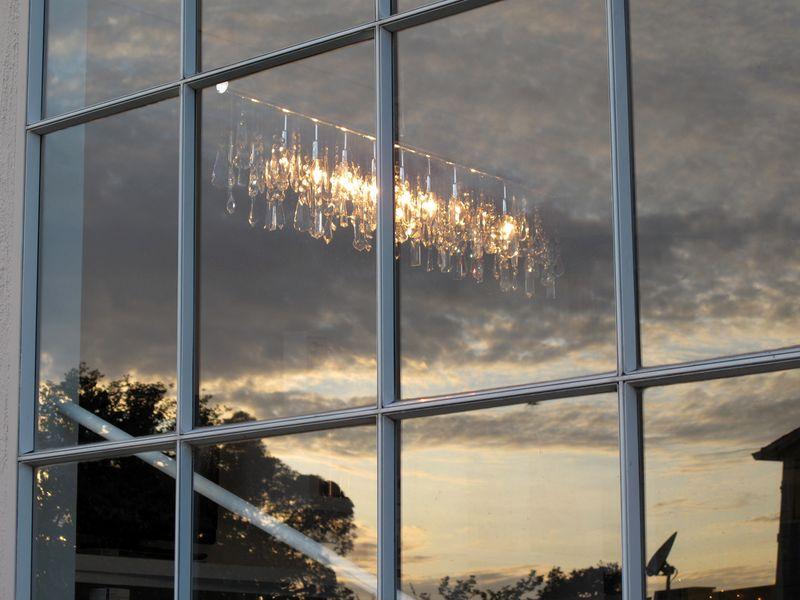 One G10-2769-6jun09sat - window reflection and lamp inside LRK magnolia