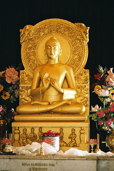 401px-Buddha_from_Mulgandha_Kuti_Vihar