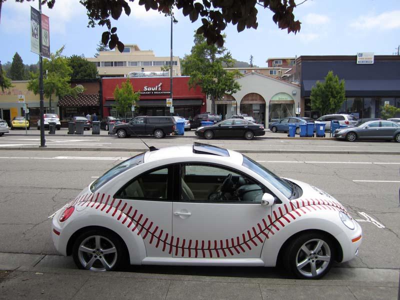 BaseballCar