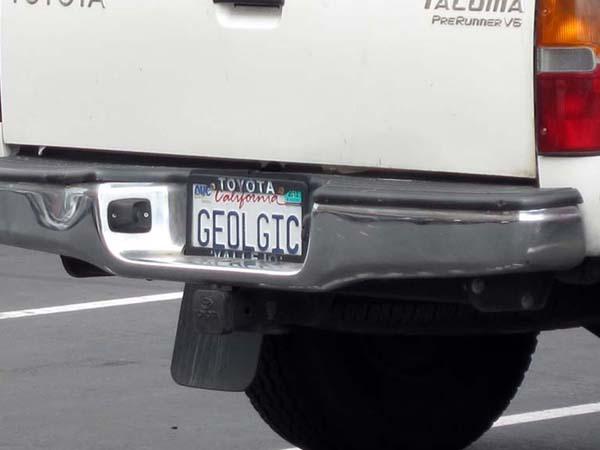 Geolgic plate