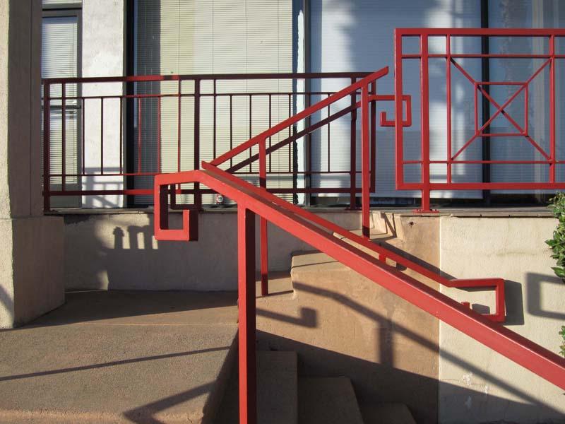 StairsRedRails