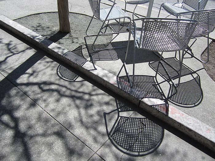 Outdoor dining -not bw- max clarke