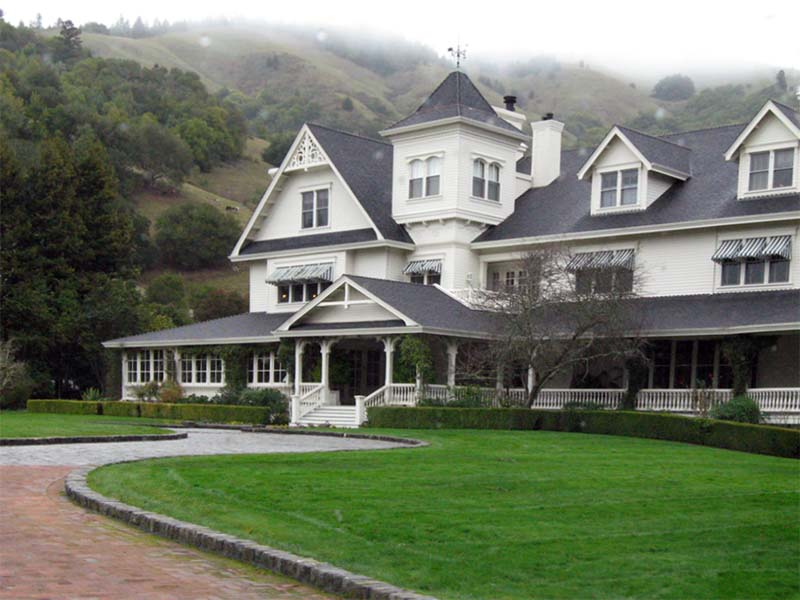 Skywalker Ranch © photo by Max Clarke