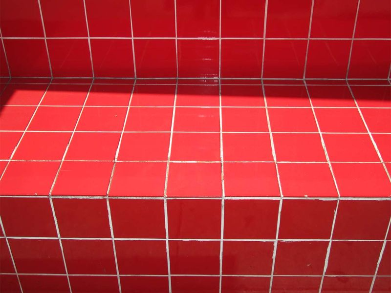 Red tiles ©  photo by Max Clarke