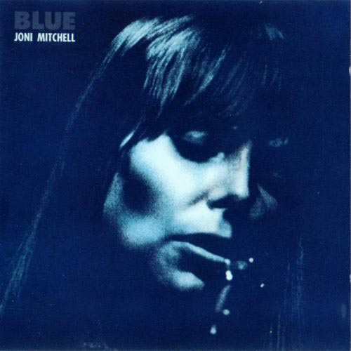 Album Cover -Blue- by Joni Mitchell