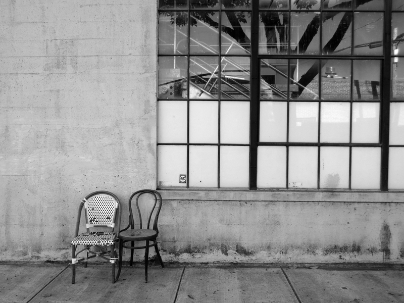 Old Chairs - photo by Max Clarke