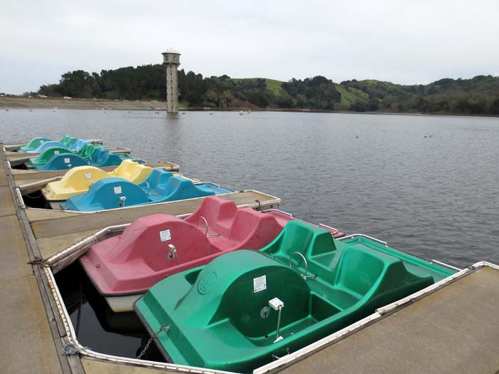 Pedal Boats-©-photo by Max Clarke