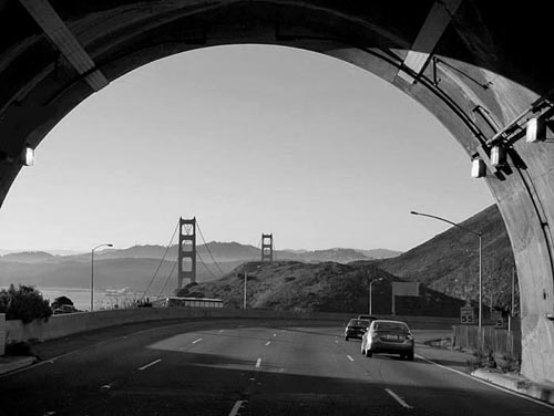 Golden Gate Bridge © 2012 photo by  Max Clarke