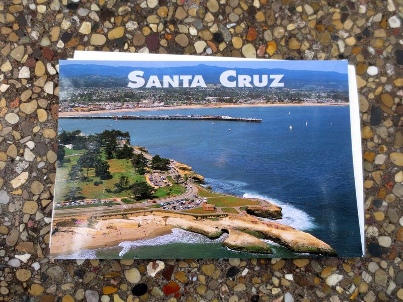 Postcard 3 from Santa Cruz