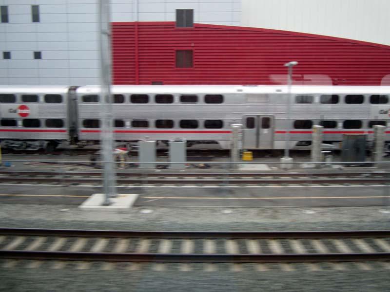 Caltrain Yard Near SJC - photo by Max Clarke