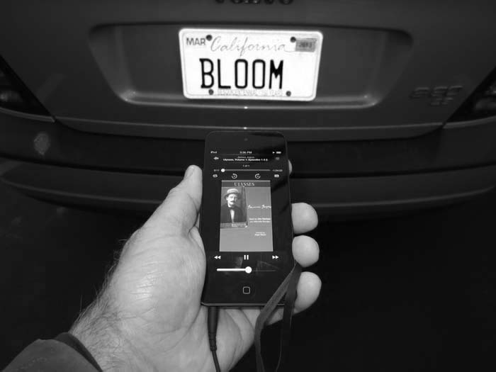 BLOOM and Ulysses-bw--©-photo by Max Clarke