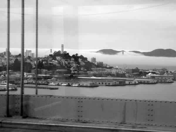 Fog in San Francisco-©-photo by Max Clarke
