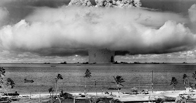 American Nuclear Test - 1946