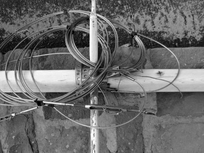Mast -©- photo by Max Clarke