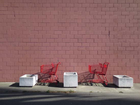 Shopping Carts-©-photo by Max Clarke