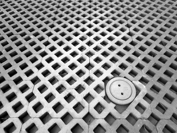 Concrete patterns © photo by Max Clarke