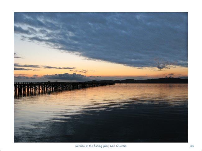 Marin dawn © photo by Max Clarke