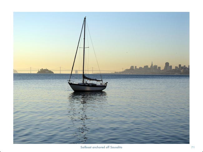 Sausalito dawn © photo by Max Clarke