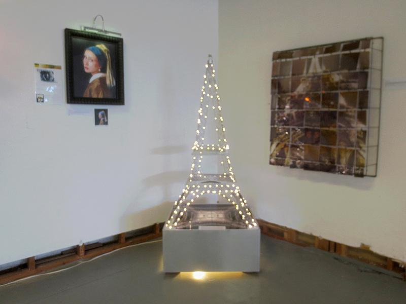 Hardware Store Eiffel Tower - Max Clarke