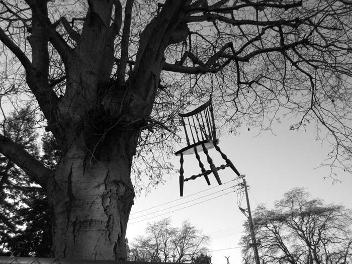 Sky Chair - Max Clarke