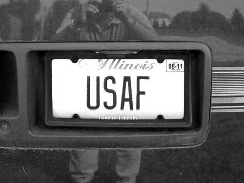 USAF - photo by Max Clarke