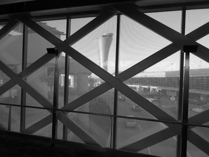Control Tower SFO -©- Max Clarke