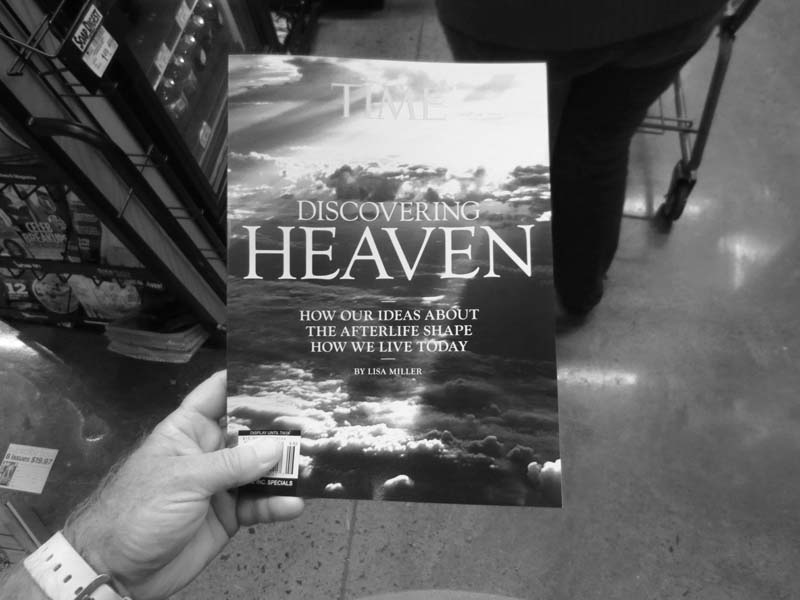 Time Issue About Heaven