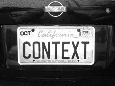 Context - Max Clarke
