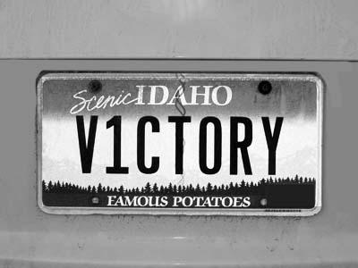 Victory Gardens Grow Potatoes - Max Clarke