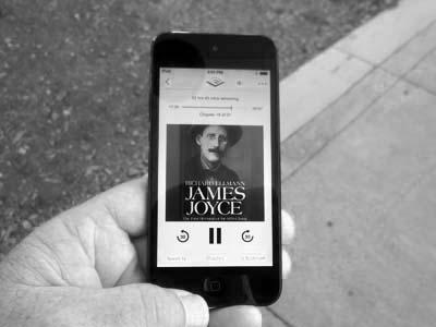 James Joyce Ulysses audiobook - Max Clarke