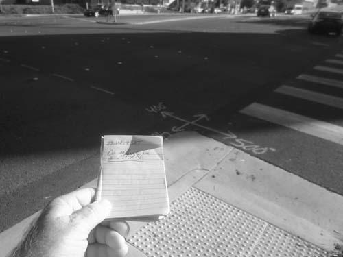 Handwritten Note 1 - Max Clarke