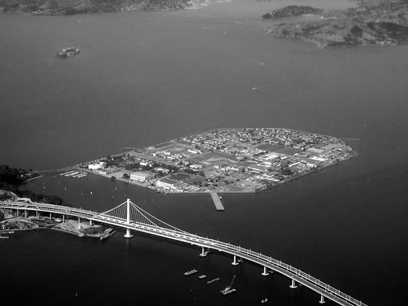 18 Treasure Island and White Span - Max Clarke