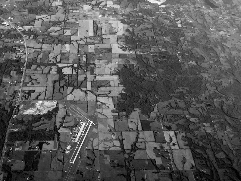 29 Airport Runway Somewhere in Missouri - Max Clarke