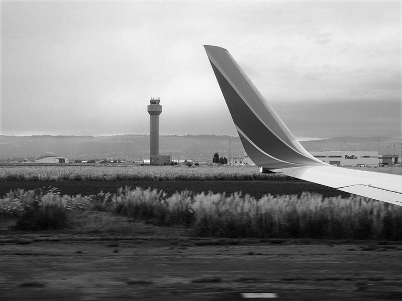 Arrival In Oakland - Max Clarke