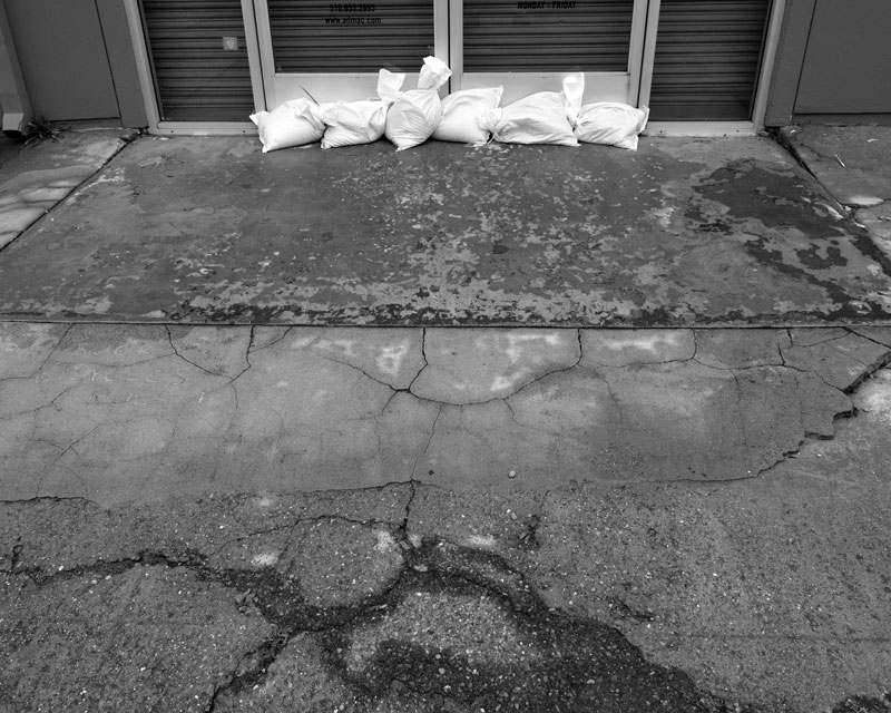 38 Sandbags at the Door - Max Clarke