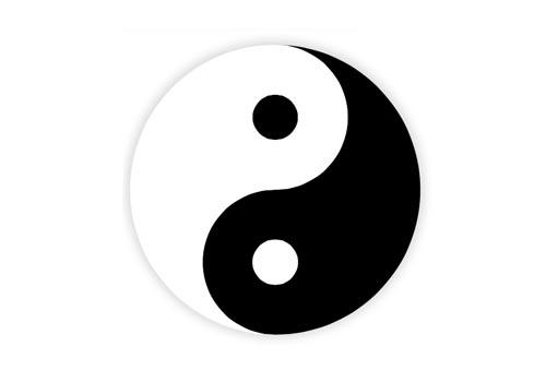 Taijitu yin-yang
