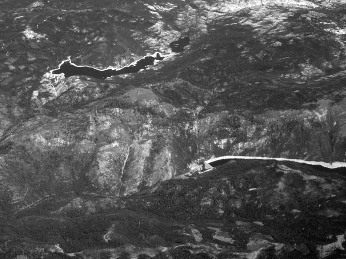 Hetch Hetchy and Lake Eleanor -©- Max Clarke