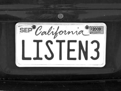 Listen Listen Listen - Max Clarke