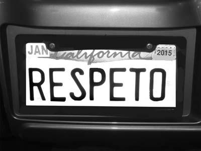 Respeto-Respect - Max Clarke