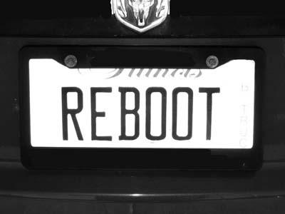 REBOOT the Universe - Max Clarke
