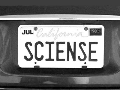 Sciense is for Sciensetists - Max Clarke