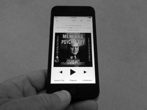 Audiobook by Joe McMoneagle - Max Clarke
