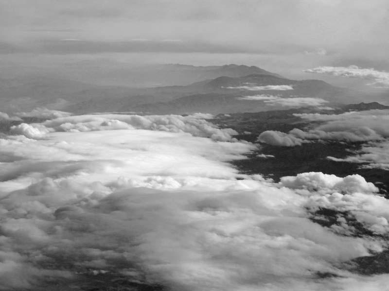 Nevada Clouds - Max Clarke