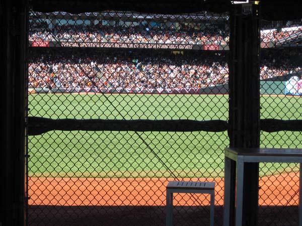 Opening Day 2012 - ATT park SF
