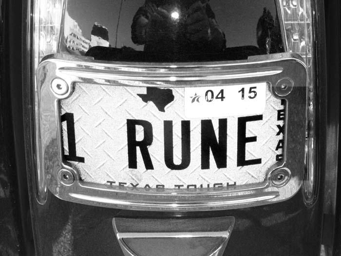 1 RUNE - max clarke