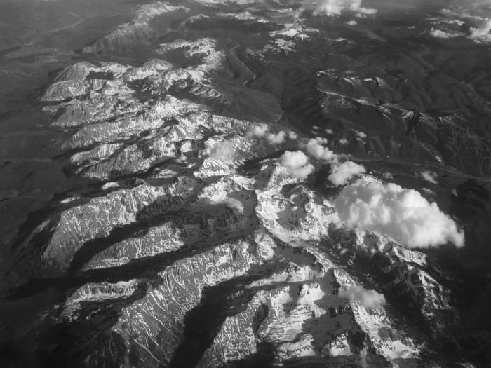 Front Range Rockies -©- Max Clarke