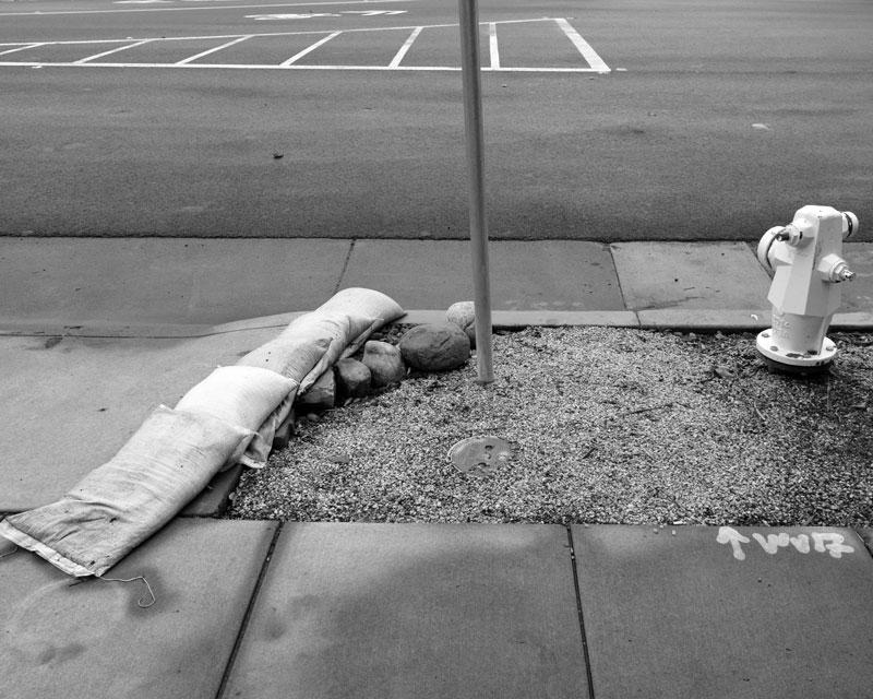 37 Driveway Sandbags - Max Clarke