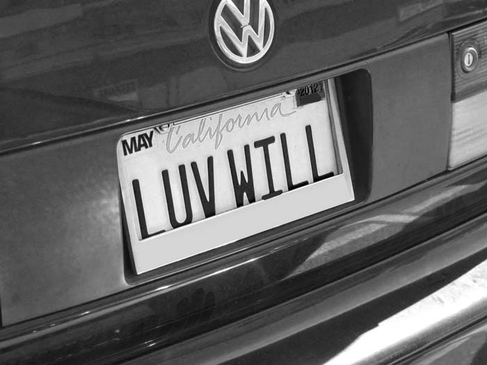 LOVE WILL bw max clarke